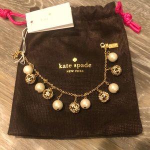 Kate Spade Wallflower bracelet
